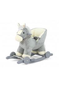 Cheval à Bascule Polly gris